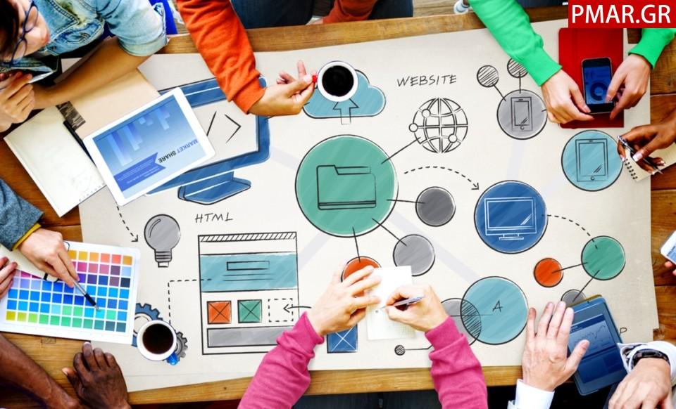 5 Στάδια Κατασκευής Ιστοσελίδας